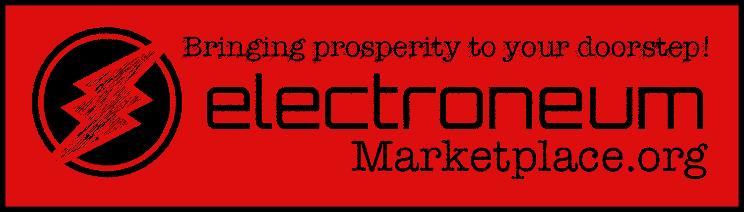 The Electroneum Marketplace