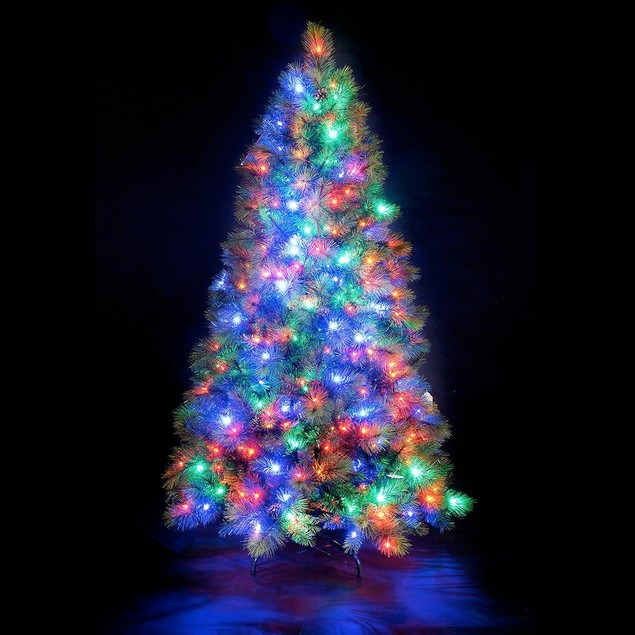 Multicolored Indoor Outdoor Led Christmas Lights